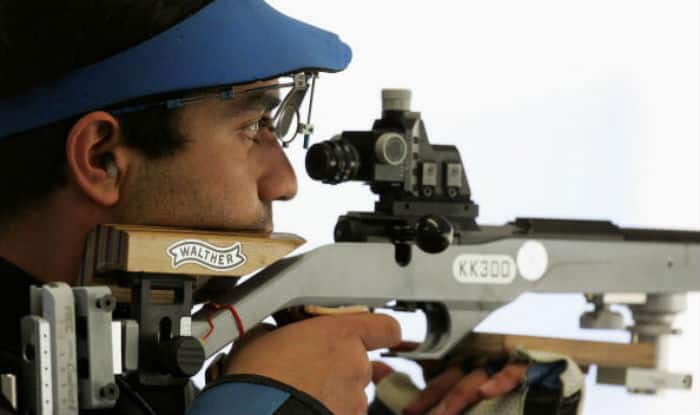 Abhinav Bindra misses medal but pleased with his performance