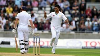 Sohail Khan stars for Pakistan against England