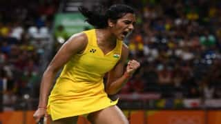 Rio Olympics 2016: I'll give my heart for gold, says P V Sindhu