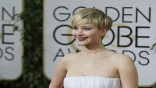 Eleanor Tomlinson praises Jennifer Lawrence