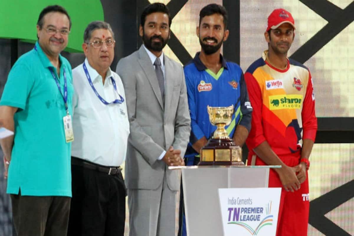 Tamil Nadu Premier League Players: Complete squads of TNPL teams