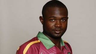 India vs West Indies 1st T20 International 2016: Evin Lewis clubs Stuart Binny for five sixes in an over