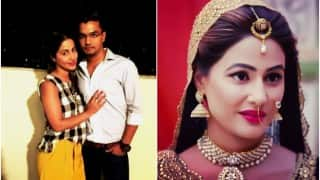 Yeh Rishta Kya Kehlata Hai actress Hina Khan to tie knot with Rocky Jaiswal soon!