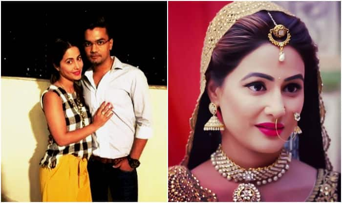 Congratulations! Hina Khan and Long Time Beau Rocky Jaiswal Are FINALLY Engaged
