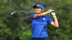 Aditi Ashok wins inaugural Qatar Ladies Open