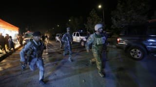 Militants attack American University of Afghanistan in Kabul, 1 dead: AP photographer recounts horror