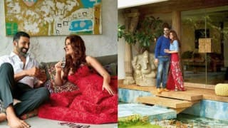WOW: Rustom star Akshay Kumar and Twinkle Khanna's home is simply beautiful! (See pictures)
