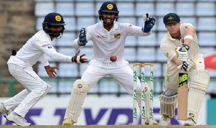 Sri Lanka 109-4 at lunch day 4, leads Australia by 85