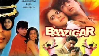 Kajol Flaunts Her Not so 'Kaali Kaali Aankhen' as She Celebrates 26 Years of Baazigar With THIS Video
