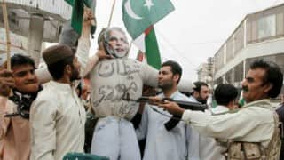 Prime Minister Modi's remarks spark protests in Balochistan