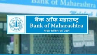 Bank of Maharashtra Falls by 7 Per cent After CEO Arrest in Fraud Case, Stock Trading at 52-Week-Low