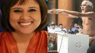 Barkha Dutt faces wrath on Twitter for venting opinion on Jain monk Tarun Sagar addressing Haryana assembly in nude