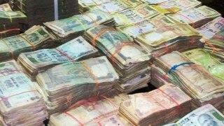Black money: 300 per cent rise in raids, seizures