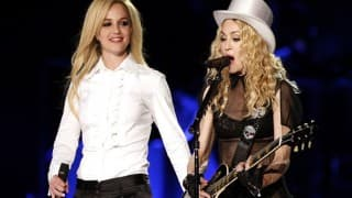 Britney Spears gives sweet belated birthday wishes to Madonna! (Watch Video)