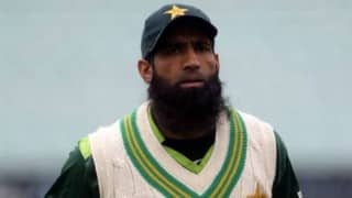 Stop hosting home series in UAE: Muhammad Yousuf to PCB