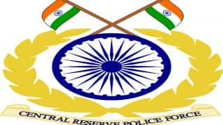 2 CRPF officers held for killing ex-MLA's son
