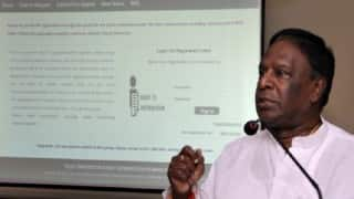 Centre approves Rs 200 crore for development works in Puducherry: CM V Narayanasamy