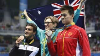 Rio 2016 Olympics: China, Australia spar over doping cheat attack