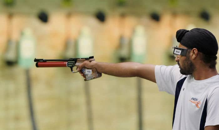 Shooter Mairaj Ahmad finishes 9th in men's Skeet qualifiers