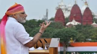 Freedom fighters will benefit following Narendra Modi's announcement