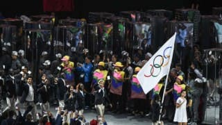 Rio Olympics 2016: Female athletes stand out at Olympic Games parade