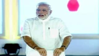 Growth rate of 8 per cent for 30 years to give India best of world: Narendra Modi