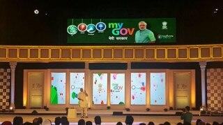 Narendra Modi pitches for 'participatory democracy'