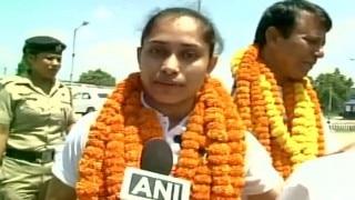 Tripura declares holiday as it celebrates gymnast Dipa Karmakar homecoming