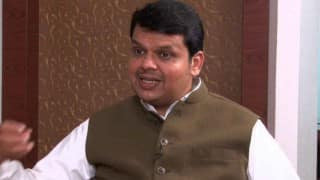 I am the CM of 'Akhand Maharashtra': Devendra Fadnavis to Shiv Sena
