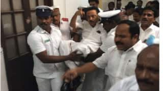 All DMK MLAs expelled from Tamil Nadu Assembly