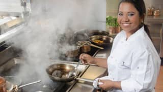 Indian-American Aarthi Sampath on Winning Cooking Reality Show 'Chopped'