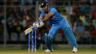 Cricket team Captain Mahendra Singh Dhoni admits execution of his last ball dismissal wrong