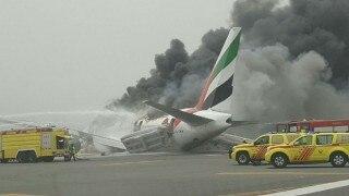 दुबई एअरपोर्ट हादसाः ...और इस तरह बच गई 300 लोगों की जान!