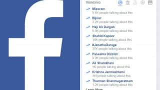 Facebook to increase Trending Topic feature's automation