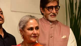 Do you know Amitabh Bachchan's wife Jaya Bachchan hates being clicked?