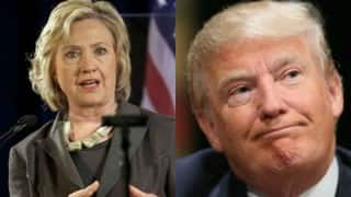 Hillary Clinton holds 8-point lead over Donald Trump in national poll