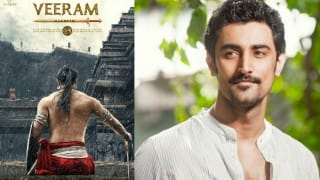 Veeram teaser poster: Kunal Kapoor dons the avatar of a warrior in this epic tale