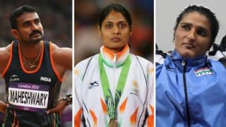 India Athletics LIVE Score: Rio Olympics 2016 Athletics Live Updates, Srabani Nanda crashes out of Women's 200m race