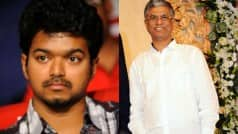 Tamil actor Vijay's father S A Chandrasekhar undergoes surgery after fall