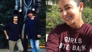 Shah Rukh Khan, Anushka Sharma & The Ring director Imtiaz Ali make memories on Prague streets