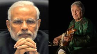 Wanted to call PM Narendra Modi at time of visa crisis: Amjad Ali Khan