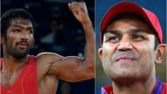 Yogeshwar Dutt's Olympic bronze medal upgraded to silver; Virender Sehwag celebrates surprise news with hilarious tweet