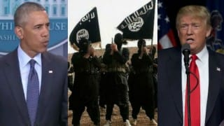 Donald Trump stands by false claim Barack Obama founded the Islamic State
