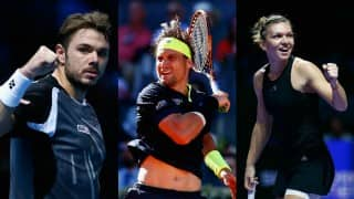 Stan Wawrinka, David Ferrer, Simona Halep advance at US Open