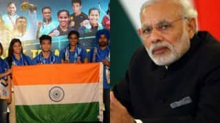 Narendra Modi announces setting up of Task Force for next three Olympics