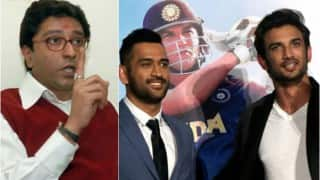 MS Dhoni The Untold Story: Here's why MNS disapproves of MS Dhoni's biopic in Marathi starring Sushant Singh Rajput