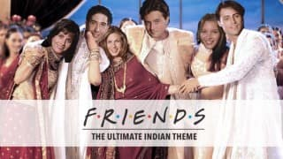 This classical Indian twist to the F.R.I.E.N.D.S theme song will simply blow your mind away!
