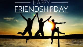 Happy Friendship Day 2016 messages: 20 beautiful quotes, wishes & SMSes