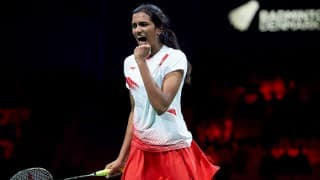P.V. Sindhu Smashes her way to Olympic Badminton Finals in Rio