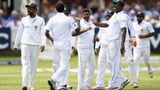 Sri Lanka vs Australia: Rangana Herath hat-trick puts Lanka on top in Galle